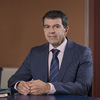 Ilian Georgiev </br>Chief Executive Officer  and Мember of the Management Board